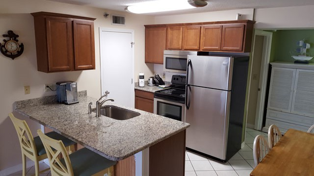 New Appliances, Cabinets and Counter-Tops